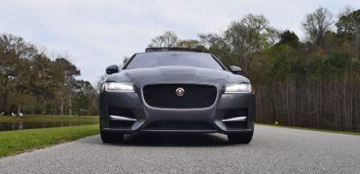 2016 Jaguar XF 35t R-Sport 36