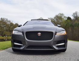 HD Road Test Review – 2016 Jaguar XF 35t R-Sport RWD