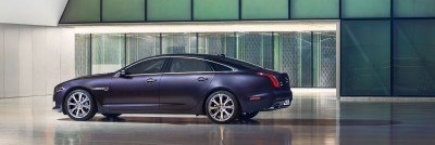 2016 Jaguar XJ Skyroad Paxi Expressway China 10