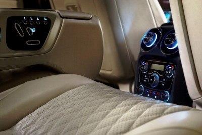 2016 Jaguar XJ Skyroad Paxi Expressway China 18