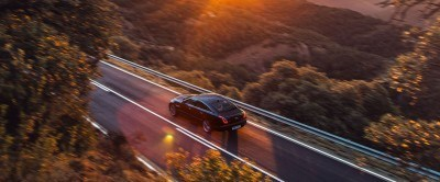 2016 Jaguar XJ Skyroad Paxi Expressway China 26