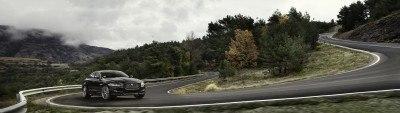 2016 Jaguar XJ Skyroad Paxi Expressway China 27