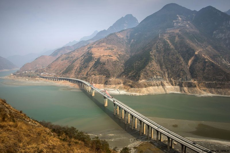 2016 Jaguar XJ Skyroad Paxi Expressway China 28