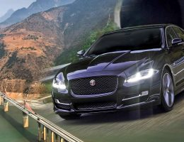 2016 Jaguar XJ Carves $3B China Skyroad in Plush, Superlux Fashion!