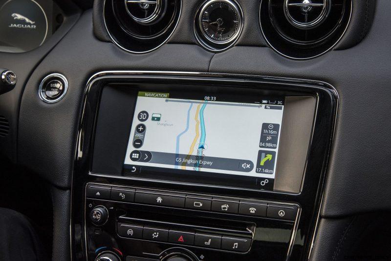2016 Jaguar XJ Skyroad Paxi Expressway China 8