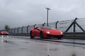 Track Drive Video + Photos - 2016 Lamborghini HURACAN LP610-4 - XtremeXperience