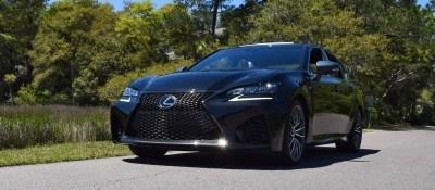 2016 Lexus GS-F Caviar Black 15