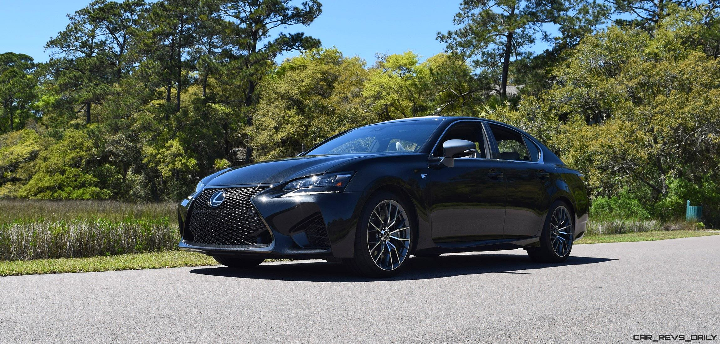 drive review 2016 lexus gs f by ben lewis in los angeles car revs. Black Bedroom Furniture Sets. Home Design Ideas