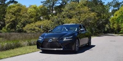 2016 Lexus GS-F Caviar Black 21