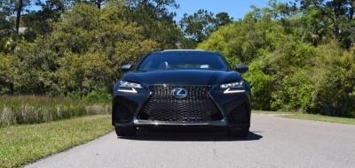 2016 Lexus GS-F Caviar Black 25