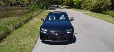 2016 Lexus GS-F Caviar Black 27
