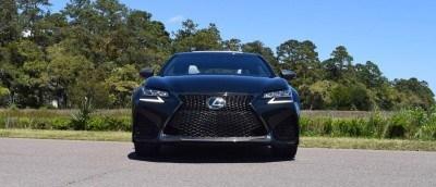 2016 Lexus GS-F Caviar Black 42
