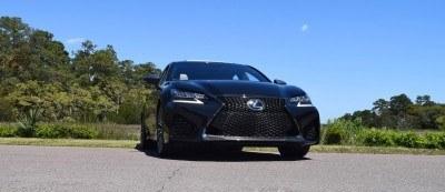 2016 Lexus GS-F Caviar Black 46