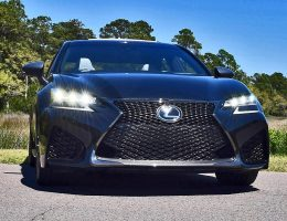 2016 Lexus GS-F – GoPro Adventures! 3 Full-Throttle Drive Videos, LED Walkaround and Startup/Exhaust Note
