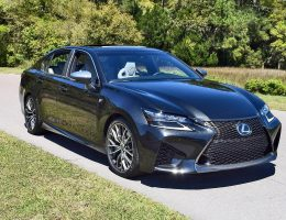 Speed Fleet Intro!  2016 Lexus GS-F – First 70 Photos in Caviar Black