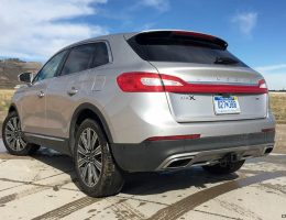 Road Test Review – 2016 Lincoln MKX Black Label – By Tim Esterdahl