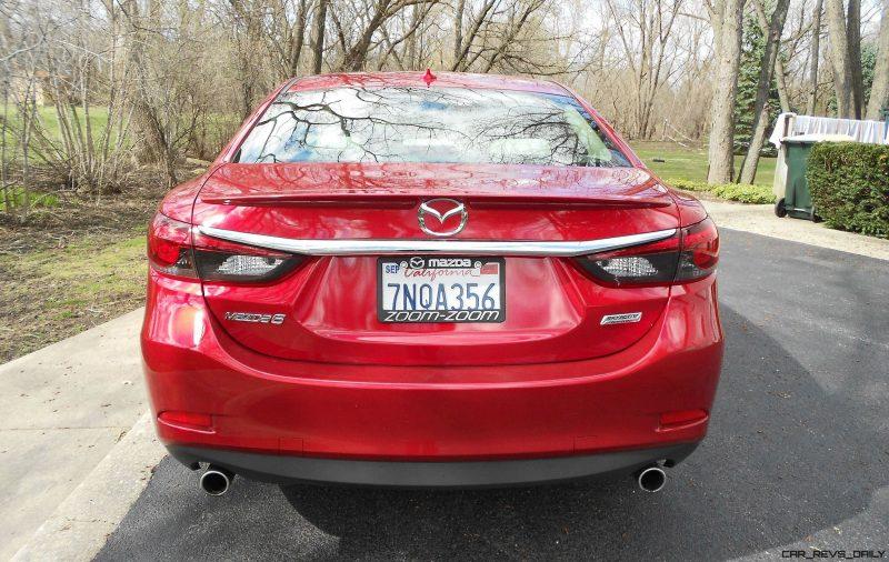 2016 Mazda 6 GT 10