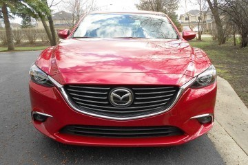 "Road Test Review - 2016 Mazda6 - By Ken ""Hawkeye"" Glassman"