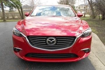 "Road Test Review – 2016 Mazda6 – By Ken ""Hawkeye"" Glassman"