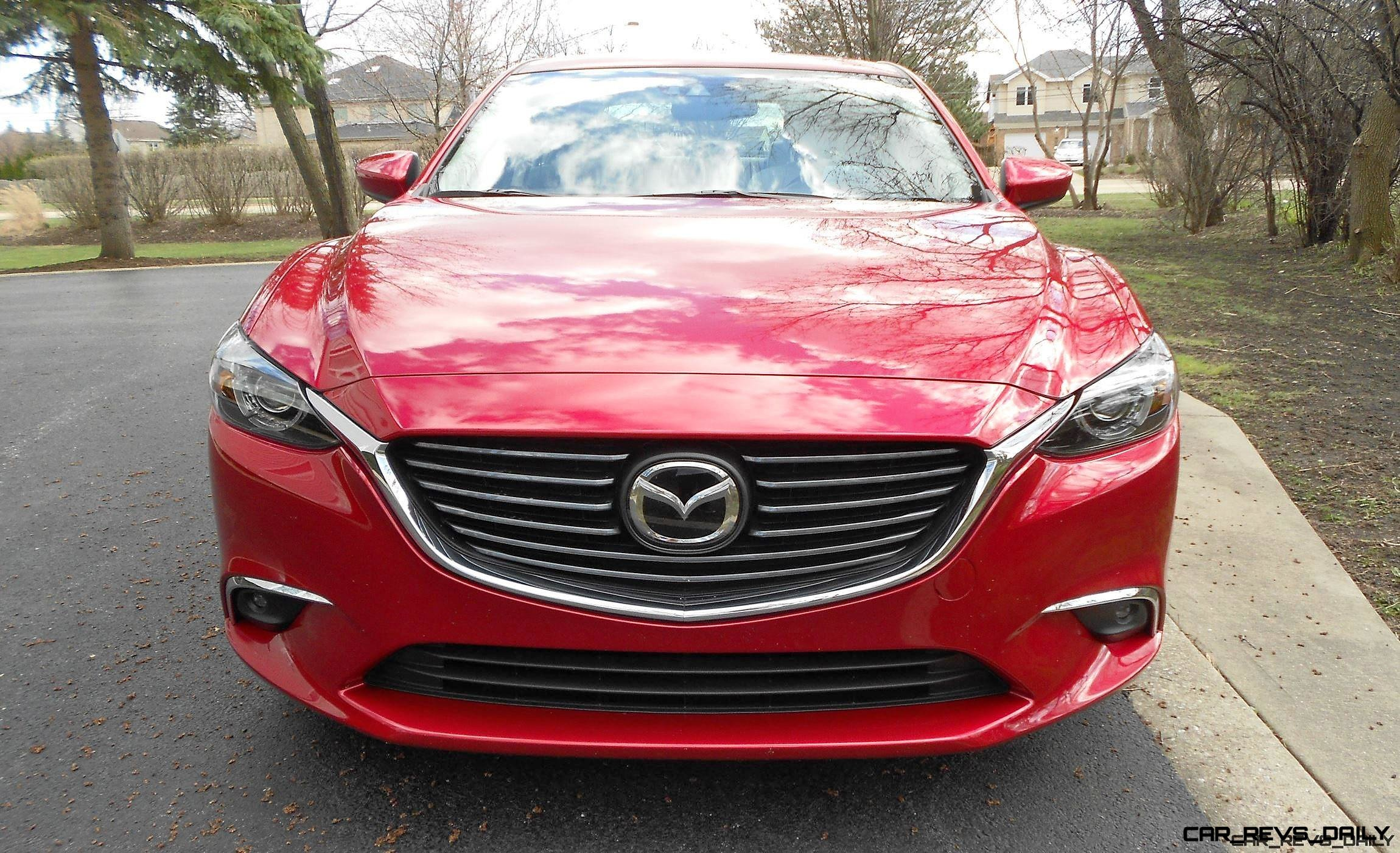 2016 Mazda 6 GT 3