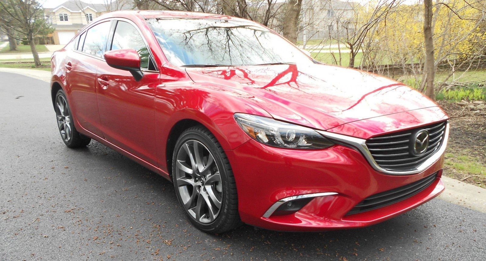road test review 2016 mazda6 by ken hawkeye glassman car revs. Black Bedroom Furniture Sets. Home Design Ideas