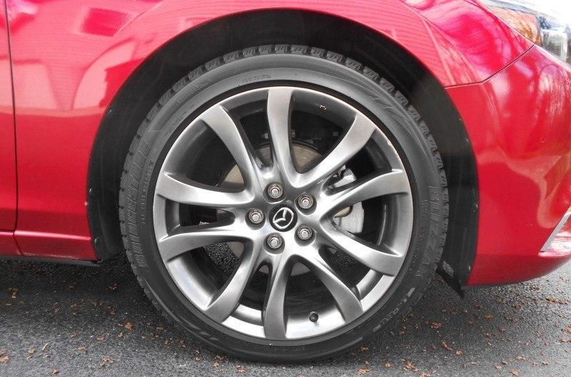 2016 Mazda 6 GT 9