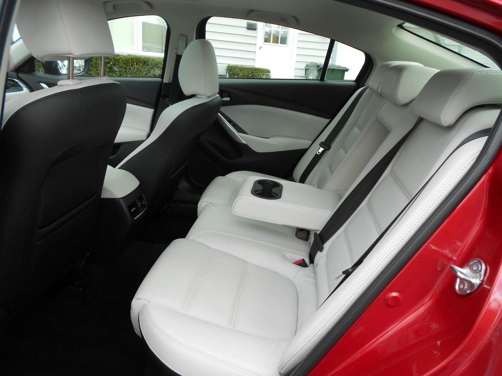 Road Test Review 2016 Mazda6 By Ken Hawkeye Glassman Car Revs