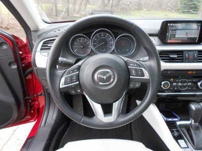 2016 Mazda 6 Grand Touring - Interior Photos 4