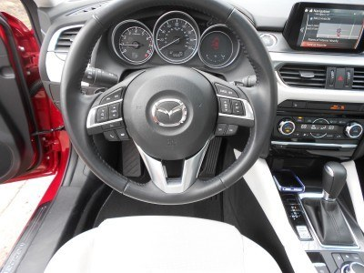 2016 Mazda 6 Grand Touring - Interior Photos 7