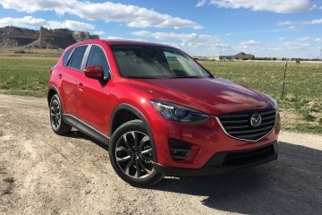 Road Test Review - 2016 Mazda CX-5 - By Tim Esterdahl
