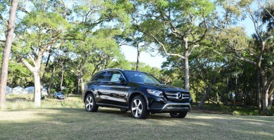 2016 Mercedes-Benz GLC300 11