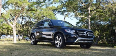 2016 Mercedes-Benz GLC300 3
