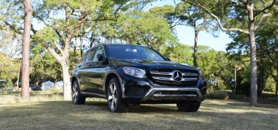 2016 Mercedes-Benz GLC300 4