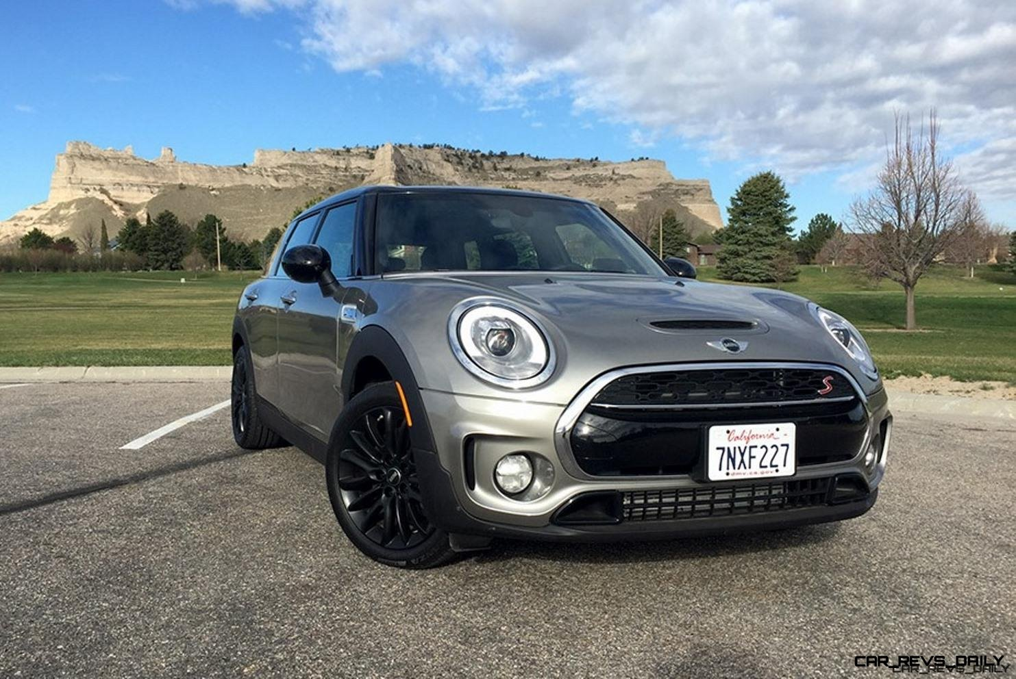 road test review 2016 mini cooper s clubman. Black Bedroom Furniture Sets. Home Design Ideas