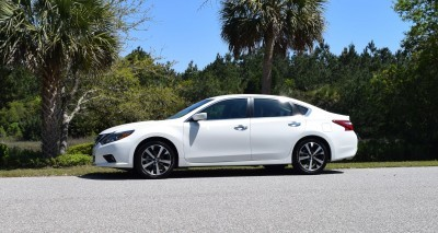 2016 Nissan Altima 2 5 Sr >> Road Test Review - 2016 Nissan Altima SL - By Tim ...