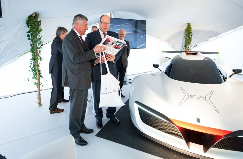 2016 Pininfarina H2 Speed - Monaco Private Debut 2