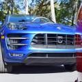 Kiawah 2016 Highlights - 2016 Porsche MACAN TURBO in Sapphire Blue
