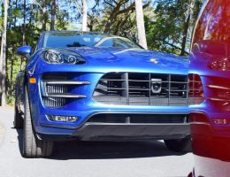 Kiawah 2016 Highlights – 2016 Porsche MACAN TURBO in Sapphire Blue