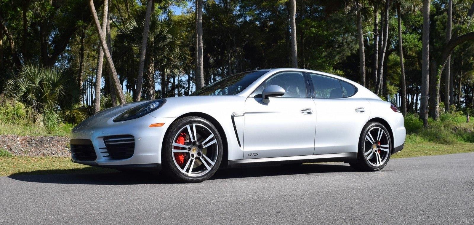 First Drive Gallery - 2016 Porsche Panamera GTS » Car-Revs ...