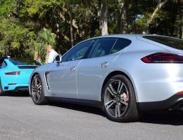 Porsche Unveils All-New V8TT Ahead of Next Panamera Launch