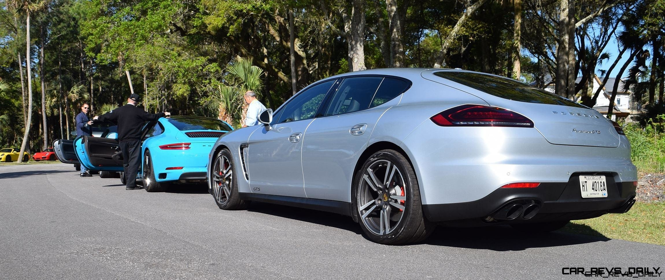 First Drive Gallery 2016 Porsche Panamera Gts 187 Car Shopping