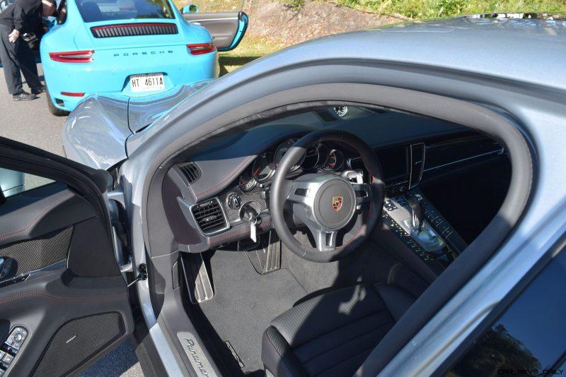 2016 Porsche Panamera GTS 13