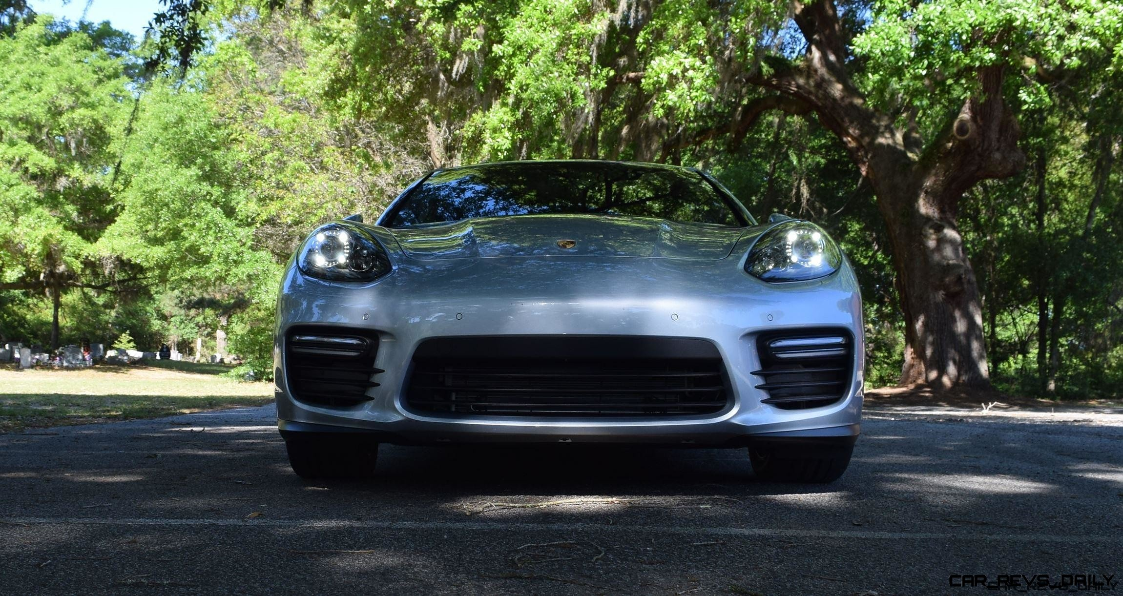 2016 Porsche Panamera GTS 16