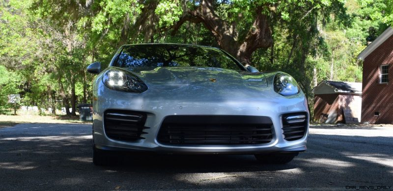 2016 Porsche Panamera GTS 17