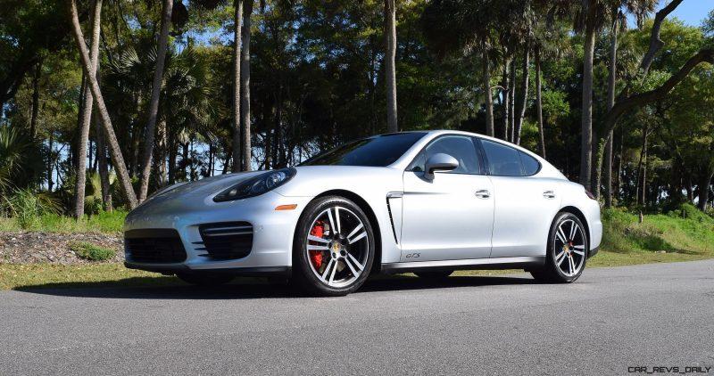 2016 Porsche Panamera GTS 2