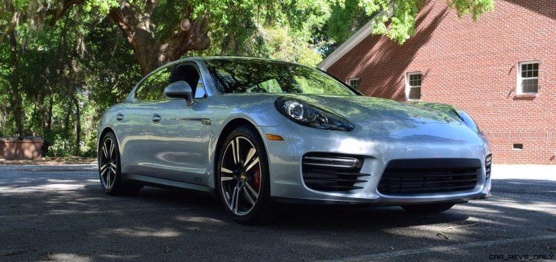 2016 Porsche Panamera GTS 20