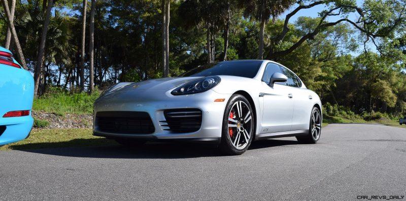 2016 Porsche Panamera GTS 4
