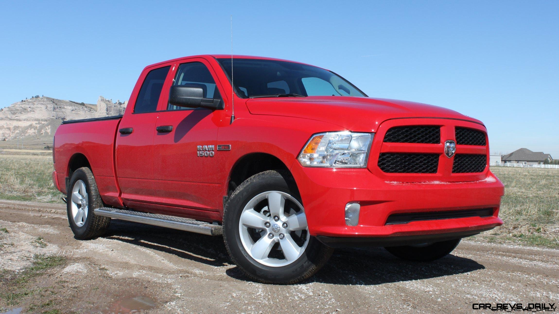 2016 Ram 150 HFE EcoDiesel Review 1