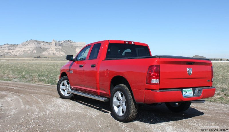 Road Test Review: 2016 Ram 150 HFE EcoDiesel - By Tim Esterdahl Road Test Review: 2016 Ram 150 HFE EcoDiesel - By Tim Esterdahl