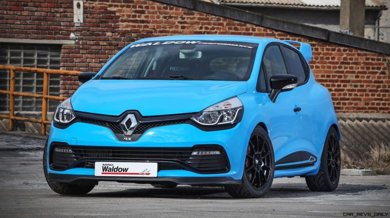 2016 Renault CLIO by WALDOW Performance 12